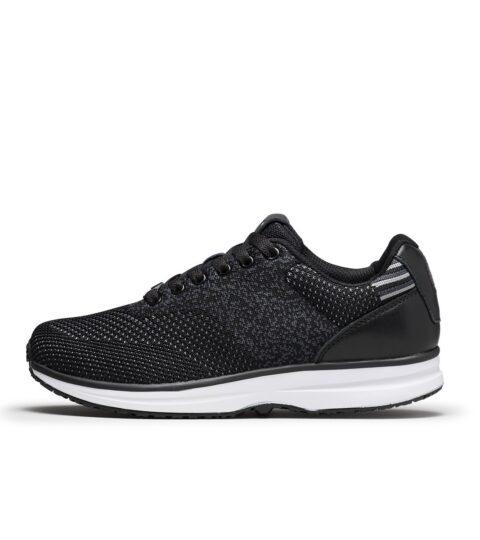 GaitLine Molto Sort/Hvid Sneakers