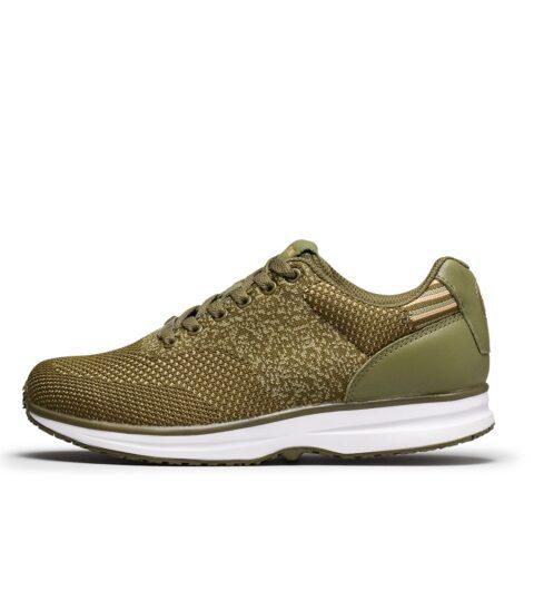 GaitLine Molto Avocado/Hvid Sneakers