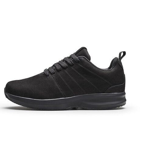 GaitLine Track Lthr Sort/Sort Sneakers