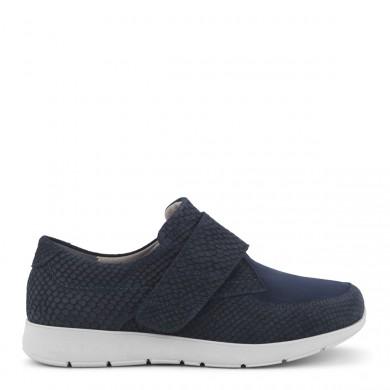 New Feet Sko Med Velcro 201-27-1940