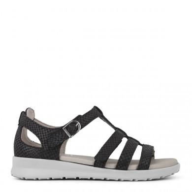 New Feet Sandal Med Hælkappe 201-34-1910
