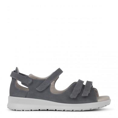New Feet Sandal Med Hælkappe 201-36-1542