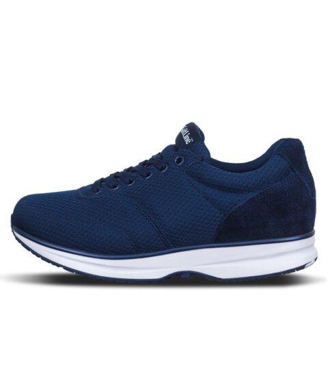 GaitLine Bronze CL Mørk Navy Blå/Hvid Sneakers