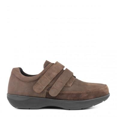 New Feet Herresko Velcrolukning 81-47-334