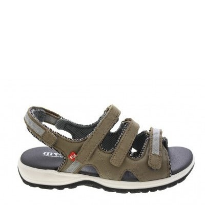 Green Comfort Sandal 421001A12541