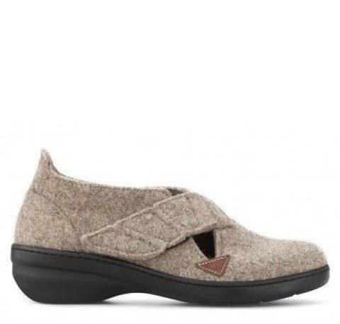 New Feet Hjemmesko N10490-W-GRY