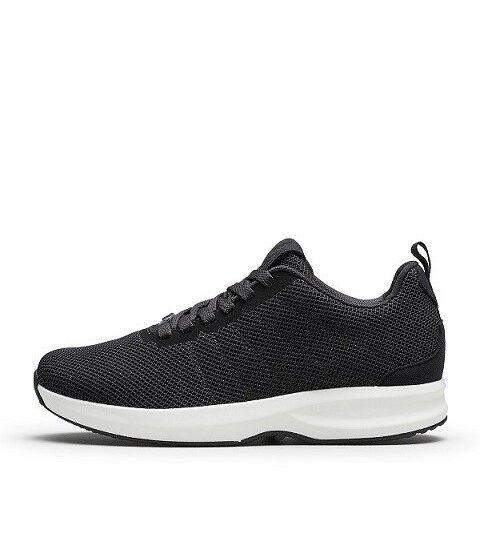 GaitLine Track Knit Sort/Hvid Sneakers